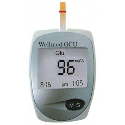 Wellmed ET-GCU mérô készülék tesztcsíkok nélkül