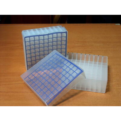 CRYO-tároló doboz,9x9db/2 ml csô,1x
