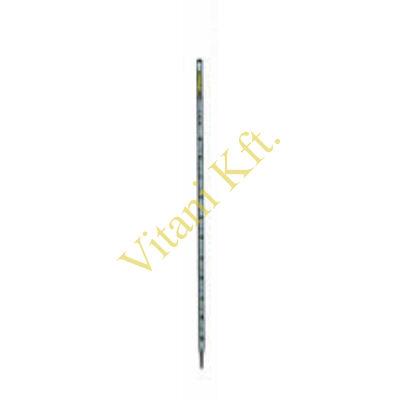 Virológiai pipetta, 1ml,1/100,100x