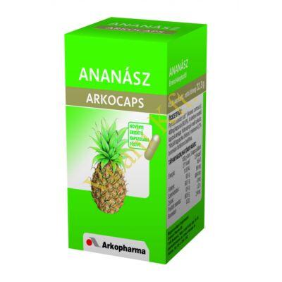 Ananász (Ananas comosus) kapszula, Arkocaps, 45x