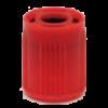 Szilikon cső szérum szeparáláshoz, 4ml, 13x75mm, piros