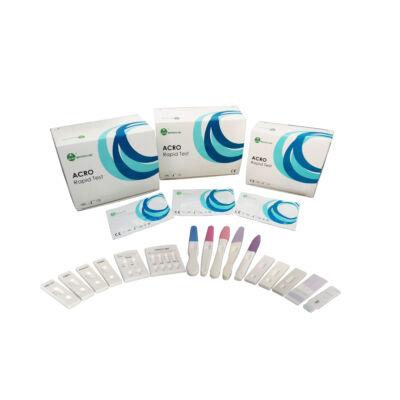 LH ovulációs tesztcsík, vizelet, 35mIU/ml, 50x