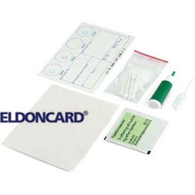 Vércsoport meghatározó kártya Eldon HomeKit, önellenôrzésre, 1x