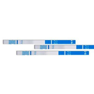 Terhességi tesztcsík, vizelet, 25mIU/ml, 10x