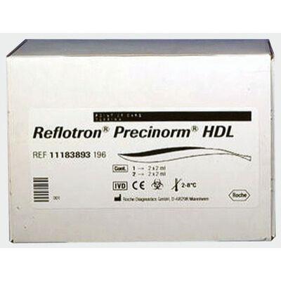 Reflotron Precinorm HDL, 4x2ml