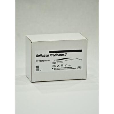 Reflotron Precinorm  U, 4x2ml