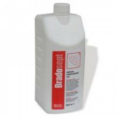 Bradosept aldehidmentes felületfertôtlenítô, 1l