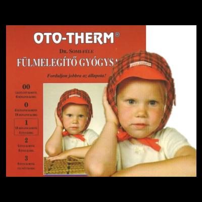 OTO-THERM Gyógysapka,0,betét nélkül