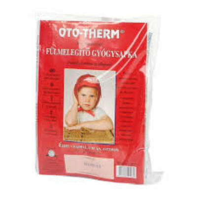 OTO-THERM Gyógysapka,1,betét nélkül