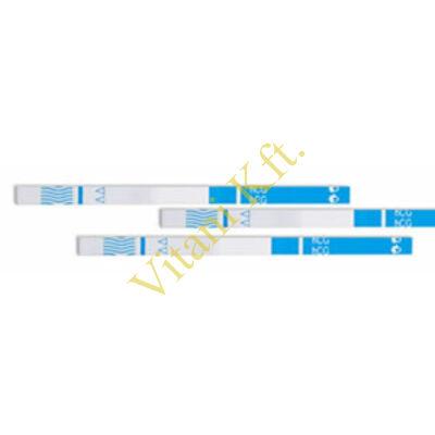 LH ovulációs tesztcsík, vizelet, 40mIU/ml, 10x
