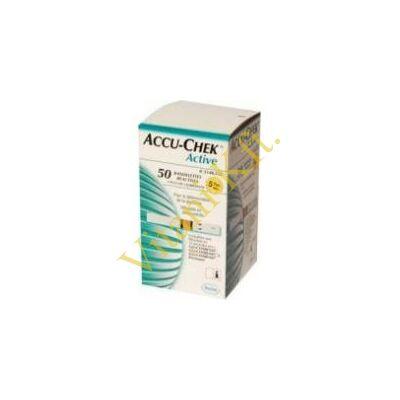 Accu-Chek Active Glucose,50x