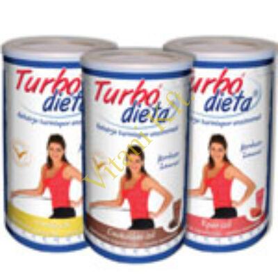 Turbó diéta fehérje turmixpor 525g,capuccino