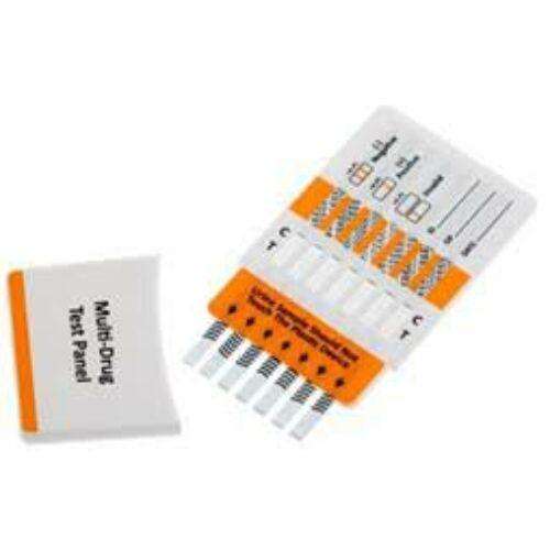 Multidrog 5 tesztpanel, COC/AMP/MET/THC/MOP, 25db