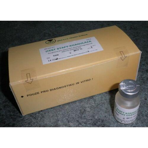 Staphy-coagulase, 4x8 ml
