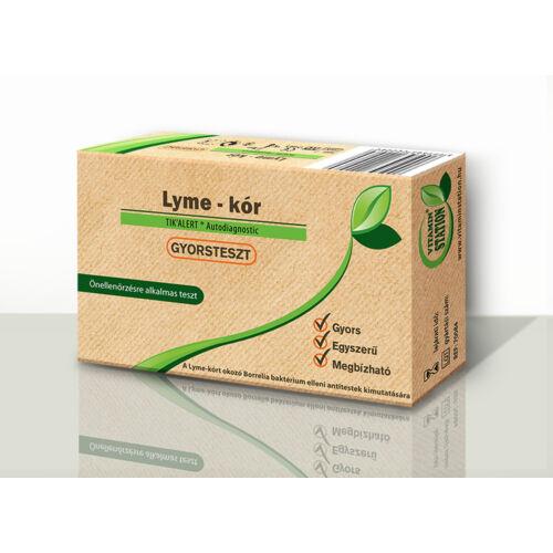 Lyme-kór tesztlap,vérbôl,önellenőrzésre,,1x