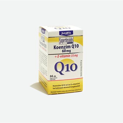 Koenzim Q10 60 mg,66x Jutavit