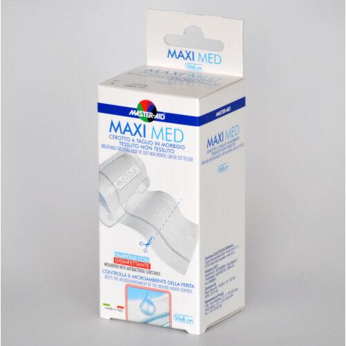 Sebtapasz,vágható,50x8cm,szenzitív,Maxi med