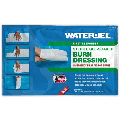 Water Jel elsôsegély égési kötszer, 20x55cm, kézre