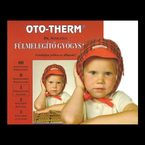 OTO-THERM Gyógysapka, 0-ás, betét nélkül