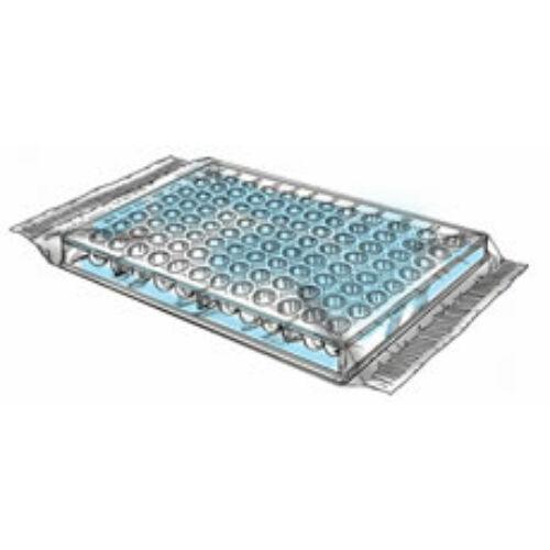 Mikrotiter lemez, U-alj, PS, nem steril, 50db