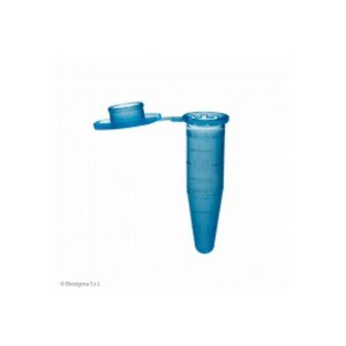 Eppendorf mikrocsô,1.5ml,PP,kék,1000x