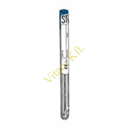 Mintavevő pálca műanyag, PP csőben, cimkés, nem steril, 100db