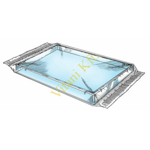Mikrotiter lemezhez tetô,PS,ecs,150x