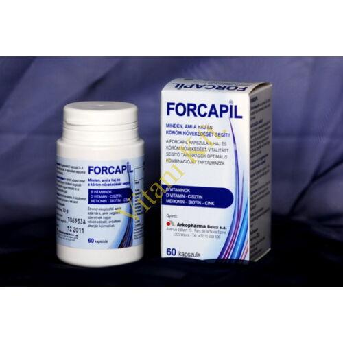 FORCAPIL kapszula,60x