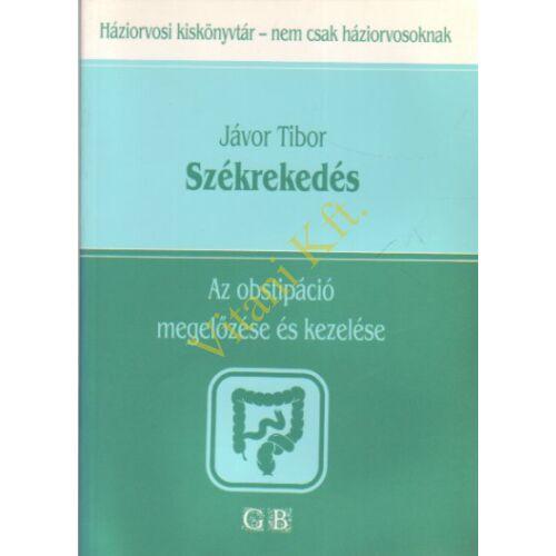 Jávor Tibor: Székrekedés